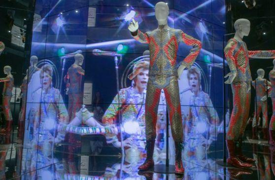 David Bowie: así se verá la muestra dedicada a su carrera