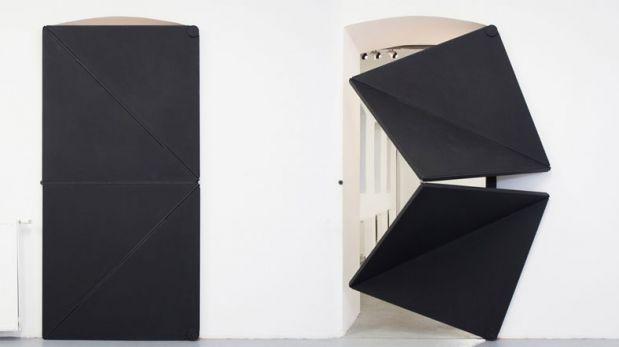 Diseño único: Mira esta sorprendente puerta que flota