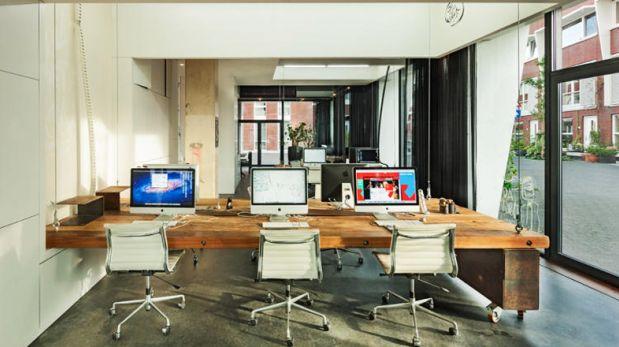 """Esta oficina se """"esconde"""" para que no se trabaje hasta tarde"""