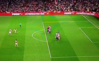 Otro golazo de Alexis Sánchez para el Arsenal