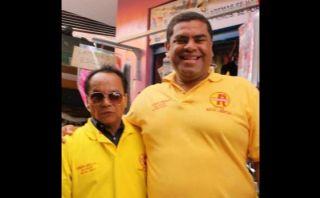 'Melcochita' también apoya a candidato en Trujillo