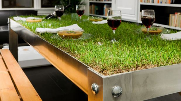 ¿Una mesa picnic? Este objeto te reunirá con la naturaleza