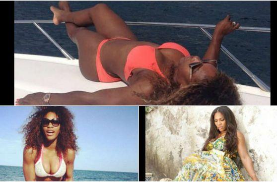 De cumpleaños: Serena Williams y su lado sensual en redes