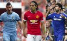 Sigue EN VIVO los partidos del fútbol internacional