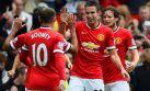 Manchester United ganó sufriendo 2-1 a West Ham por la Premier