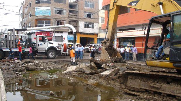Revelan serias deficiencias en 10 obras municipales