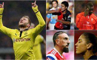 Diez futbolistas que triunfaron sobre sus historias de tragedia