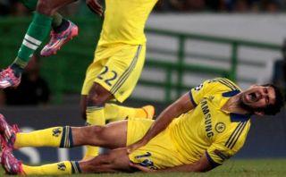 Diego Costa quiere evitar guerras entre Mourinho y Del Bosque