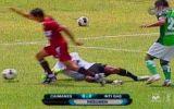 Los Caimanes empató 0-0 ante Inti Gas por el Torneo Clausura