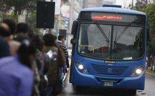 Buses del corredor azul se desviarán el sábado por procesión