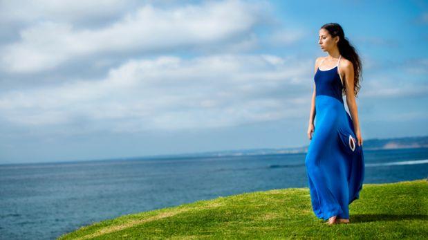 Con este vestido podrás cambiarte en público sin preocupaciones