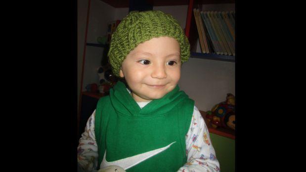 Bebe con leucemia urge de medicinas y donadores de plaquetas
