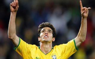 Kaká regresa a la selección brasileña tras dos años de ausencia