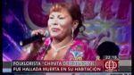 'Chinita de Huancané' fue encontrada muerta en su habitación - Noticias de dilo cantando