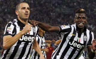 Juventus derrotó 3-2 a la Roma y es líder absoluto de Serie A