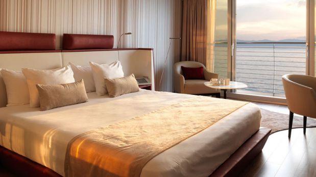 Ahora podrás hospedarte en un lujoso yate hotel en Londres