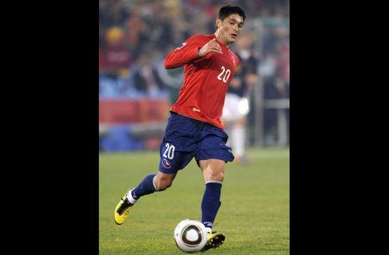 Así llegan los 'extranjeros' chilenos para el duelo ante Perú