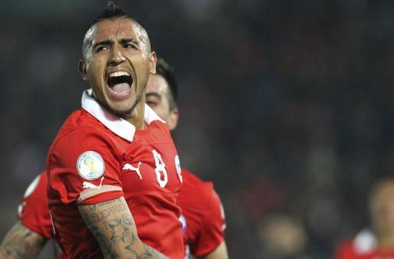 Arturo Vidal vale más que todas las figuras de Perú