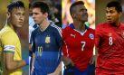 Guía TV: Brasil vs. Argentina y otros amistosos de la semana