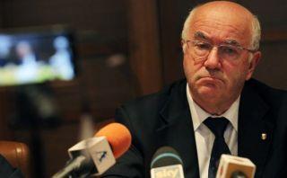 UEFA castigó a máximo directivo del fútbol italiano por racismo