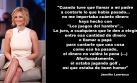 Jennifer Lawrence y 10 frases sobre el 'celebgate'