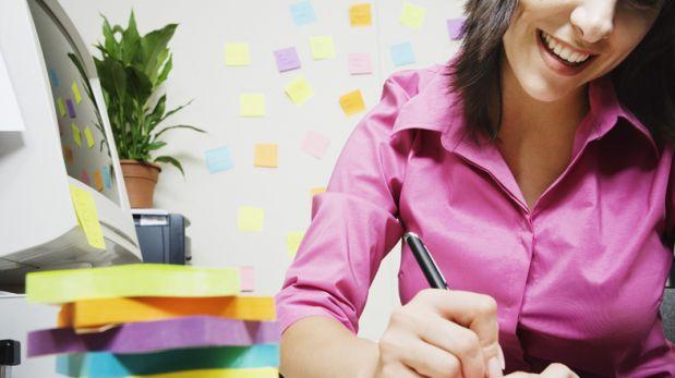 Cosas que necesitas para ser más productiva en el trabajo