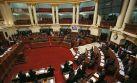 Gana Perú pide a Solórzano poner a debate reforma electoral
