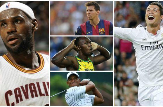 LeBron James es el nuevo deportista más valioso del mundo