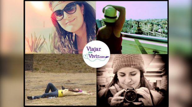 """Recorre el mundo en nuestro nuevo blog """"Viajar para vivir"""""""