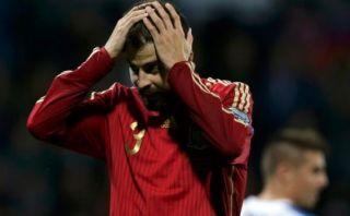 España perdió 2-1 ante Eslovaquia y dejó mala imagen