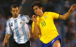 Sepa a qué hora y qué canal transmite el Brasil vs. Argentina