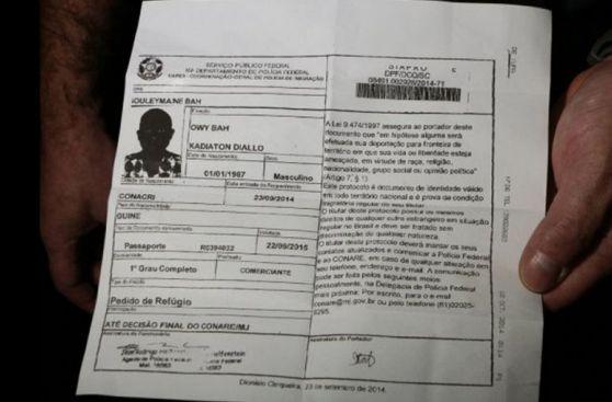 La ficha del sospechoso de ébola que se encuentra en Brasil