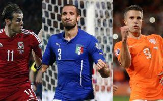 Euro 2016: así quedaron los resultados de los partidos del día