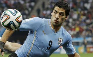Uruguay igualó 1-1 con Arabia en deslucido regreso de Suárez