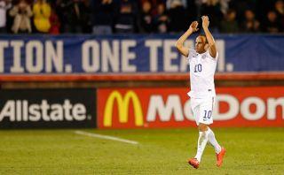 Donovan se despidió de EE.UU con empate 1-1 ante Ecuador