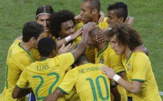Brasil derrotó 2-0 a Argentina con doblete de Tardelli