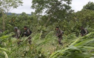 Vraem: presunto ataque a base temporal deja al menos un muerto