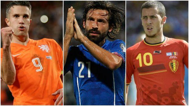 Clasificación Euro 2016: estos fueron los resultados del día