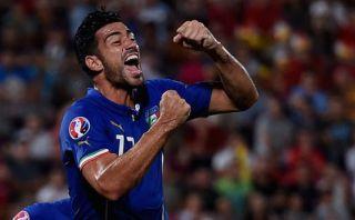 Italia ganó 1-0 a Malta y Croacia goleó 6-0 a Azerbaiyán