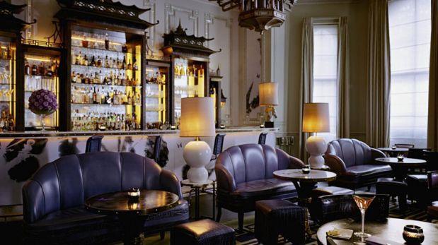 El mejor bar del mundo se encuentra en Londres