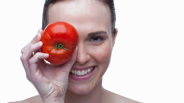 Conoce los grandes beneficios que te brinda el tomate
