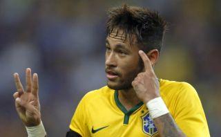 "Neymar tras 'póker': ""Se me ponen los pelos de punta"""