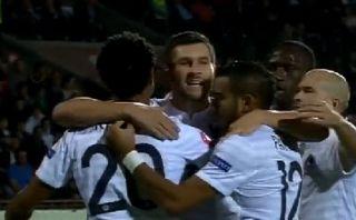 Francia goleó 3-0 a Armenia en amistoso para la Eurocopa 2016