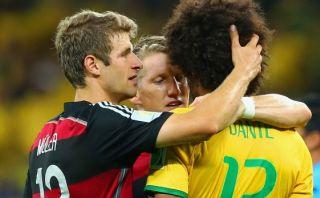 Brasileño del 7-1 en el Mundial quiere nacionalidad alemana