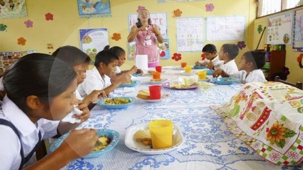Qali Warma atenderá a escolares de secundaria de la Amazonía