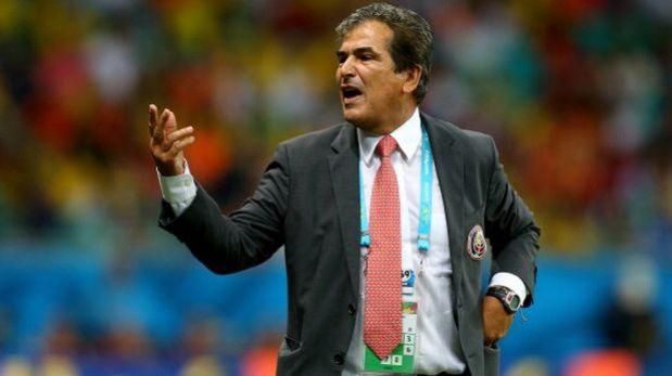 """Jorge Luis Pinto a DT: """"Hay virtudes en el fútbol peruano"""""""