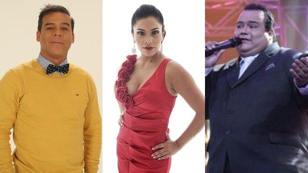 Adolfo Aguilar y Maricarmen Marín se despiden de 'Tito Nieves'