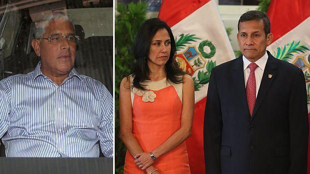 Óscar López Meneses dice que se reunió con Humala y Nadine