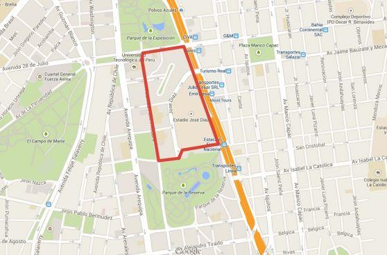 Clásico Alianza-U: estas calles serán cerradas para el partido