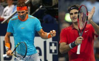 Nadal y Federer dieron cátedra y avanzaron en Basilea